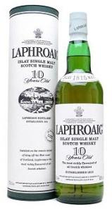 Laphroaig 10yo Smoky Dram