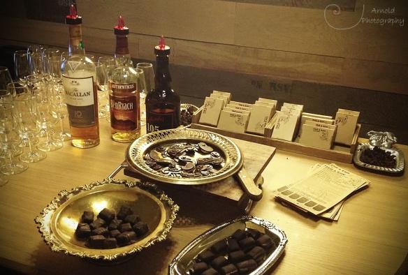 Whisky and chocolate_The Smoky Dram
