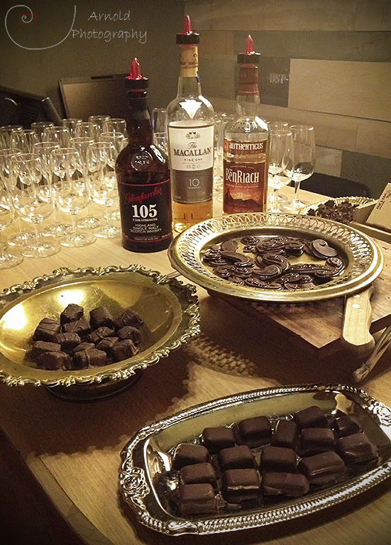 Whisky and chocolate_The Smoky Dram