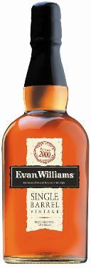 Evan Williams Single Barrel_Bourbon_The Smoky Dram