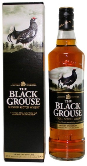 Black Grouse_The Smoky Dram