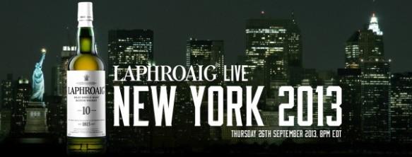 Laphroaig Live_Smoky Dram