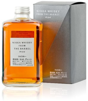Nikka_Whisky from the Barrel_The Smoky Dram