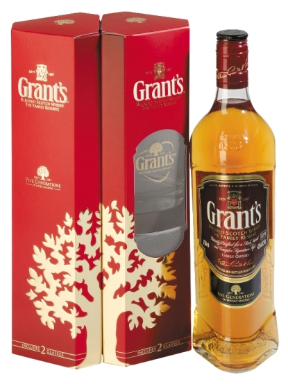 Grant s family reserve festive season gift pack the for Double glazing grants