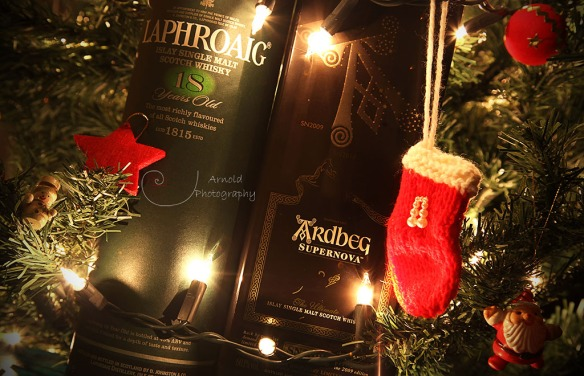Smoky Dram_12 Whiskies of Christmas_Arnold Photography