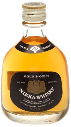 Nikka_Gold & Gold_The Smoky Dram