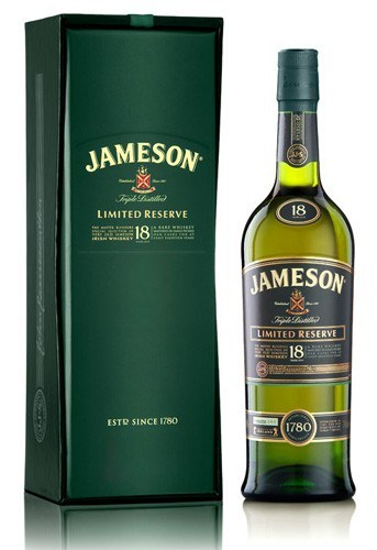 Jameson_18_Irish Whiskey_The Smoky Dram