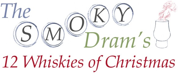 Smoky Dram_12 Whiskies of Christmas_Banner