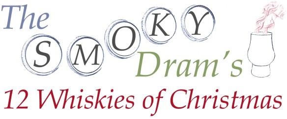 Smoky Dram_12 Whiskies of Christmas_Banner