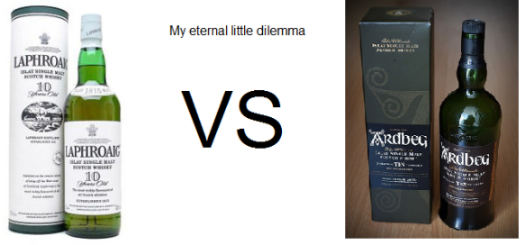 My dilemma_The Smoky Dram