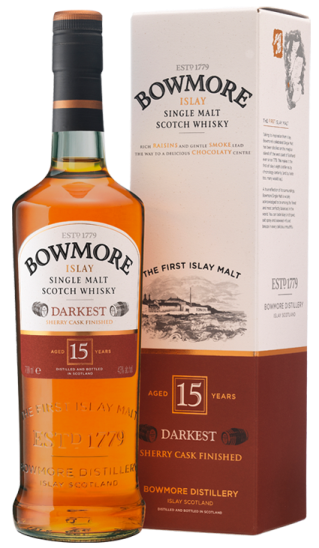 Bowmore_15yo_Darkest_The Smoky Dram